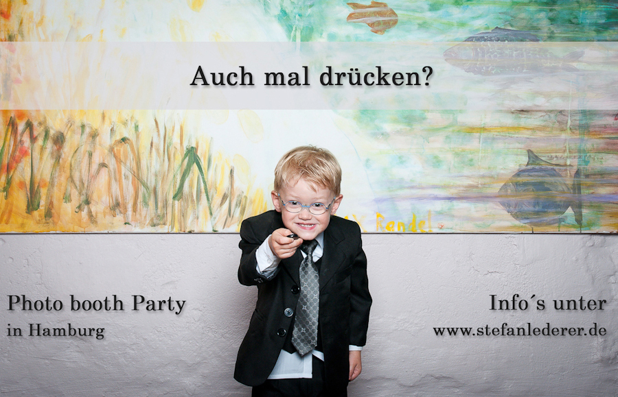 Photo-booth-Party-Hamburg Hochzeit photobooth mieten | Restaurant Del Hamburg Sasel
