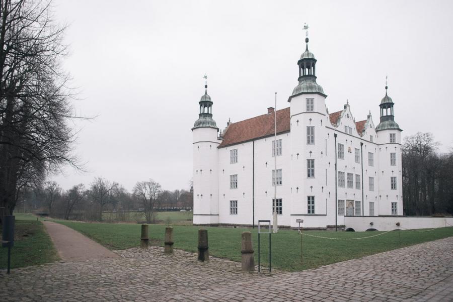 Hochzeit-Fotograf-Ahrensburg-1 Winter Trauung im Schloss Ahrensburg