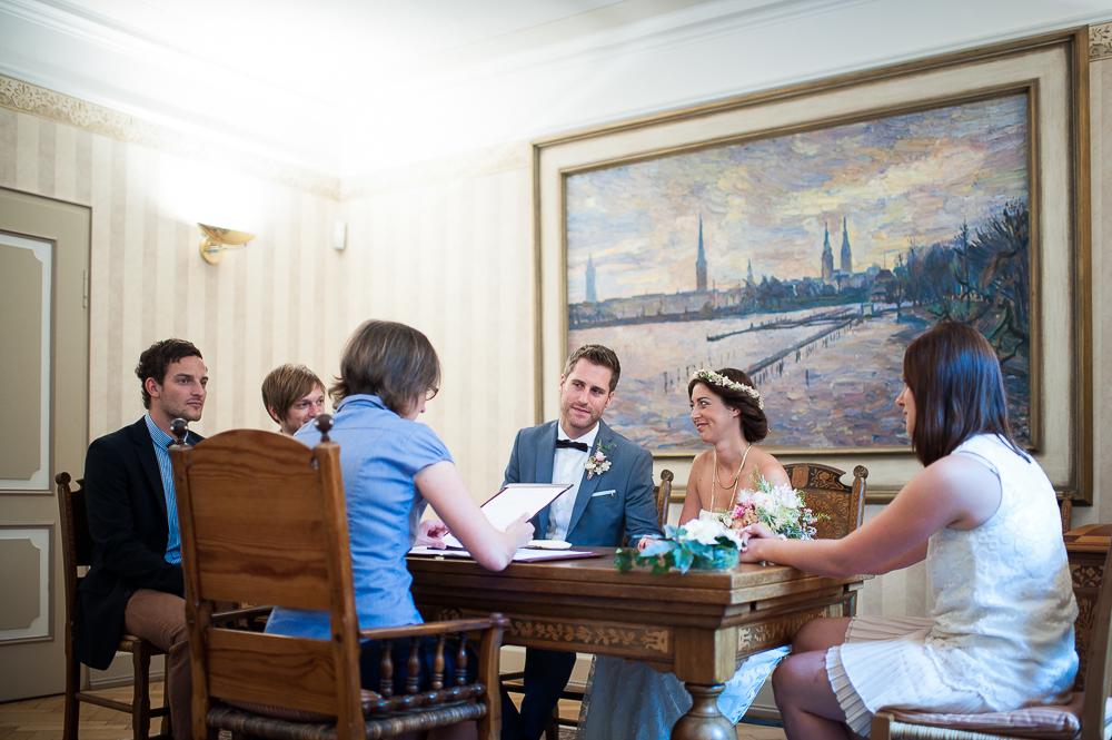 Hochzeit Standesamt Hamburg Bergedorf