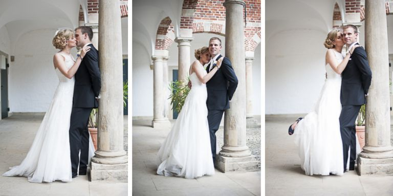 Hochzeit Fotograf Schloss Reinbek