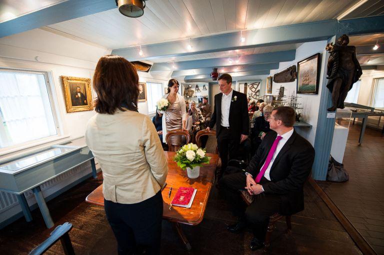 Hochzeit Sylt Keitum Altfriesisches Haus Heimatmuseum