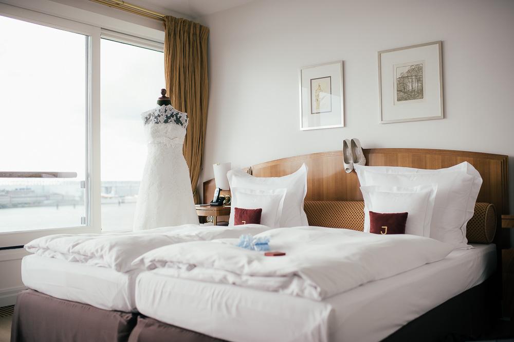 Hochzeit im Hotel Louis C. Jacob