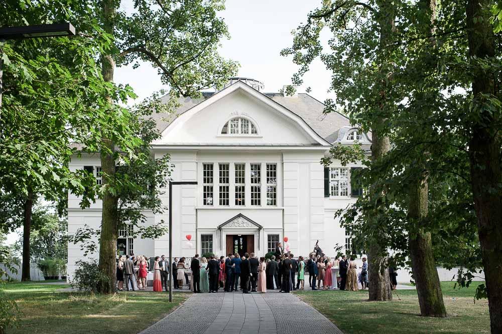 free delivery price reduced best authentic Hochzeit heiraten Villa im heine park hamburg -10 ...