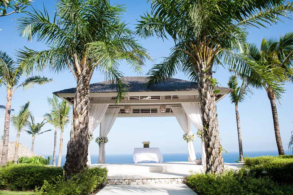 Bali Hochzeit im Resort Ungasan Villa Tamarama