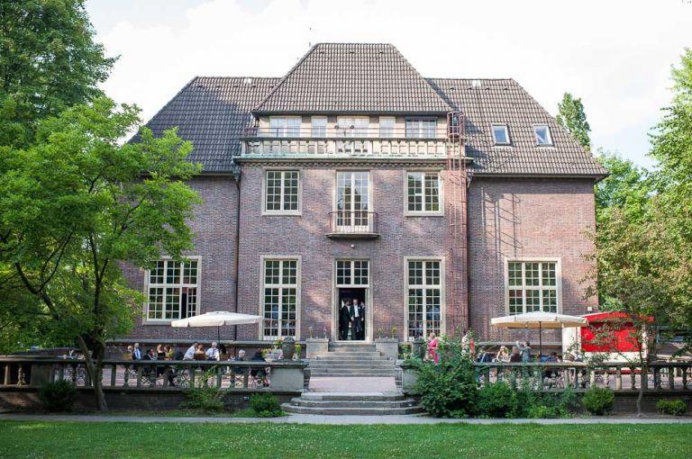 Hochzeit Villa Mignon Hamburg