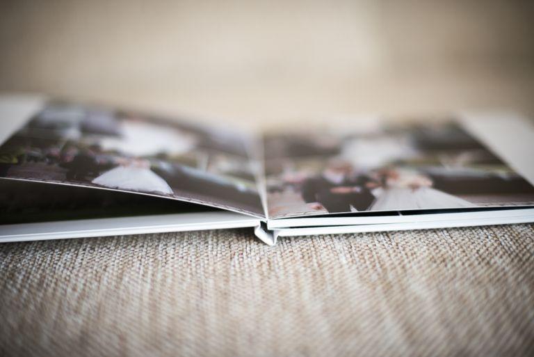 Urlaub Hochzeit Album gestalten lassen
