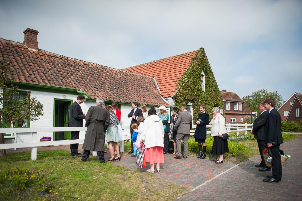 Hochzeitsfotograf auf Langeoog